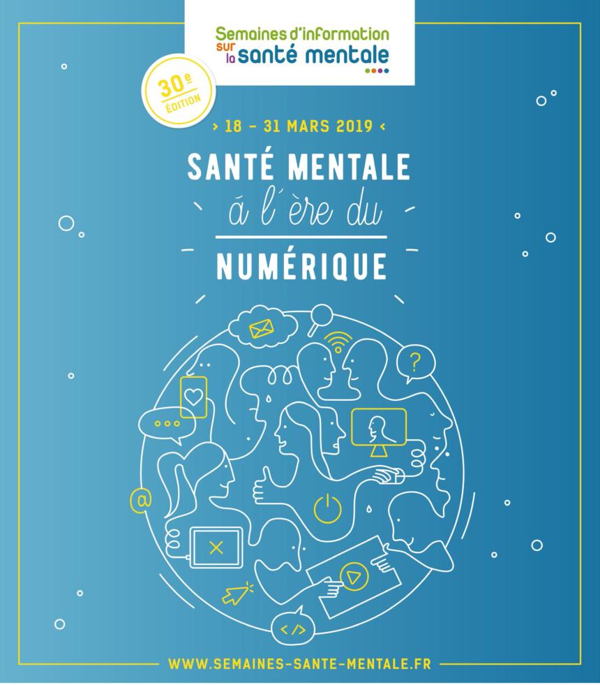 30ème Edition des Semaines de l'Information sur la Santé Mentale (SISM)