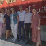 Les membres de la Délégation aux droits des femmes de l'Assemblée Nationale visitent Solidarité Femmes Miléna et l'Arbre Fruité.