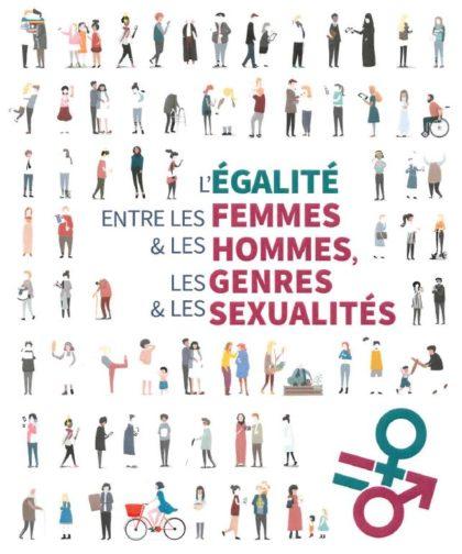 L'égalité entre les femmes et les hommes, les genres et les sexualités