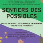 SENTIERS DES POSSIBLES – Mardi 31 août 2021 à 12.00 – MDH de l'Abbaye de Grenoble